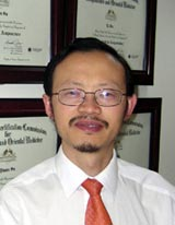 Photo of Dr. Yiwen Su